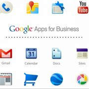Logo of Google Business Apps