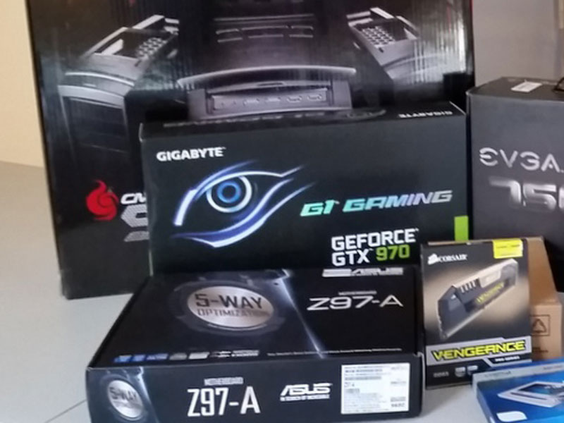 Components of a Gaming PC