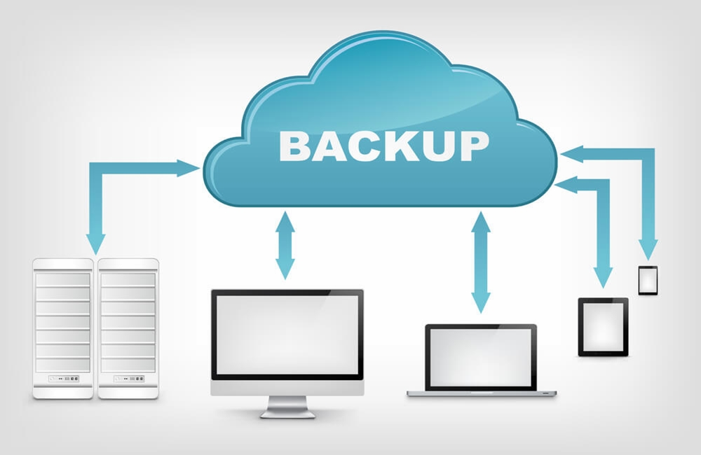 Data Backup Local and Cloud