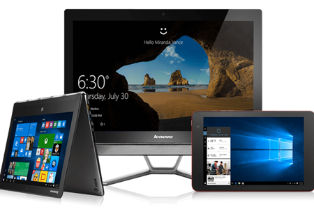 Windows All In One PC and Surface Tablet